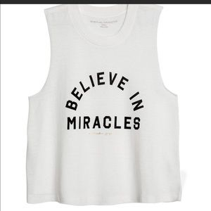 🆕 Spiritual Gangster Believe in Miracles Tank